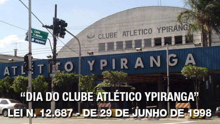"""""""Dia do Clube Atlético Ypiranga"""""""