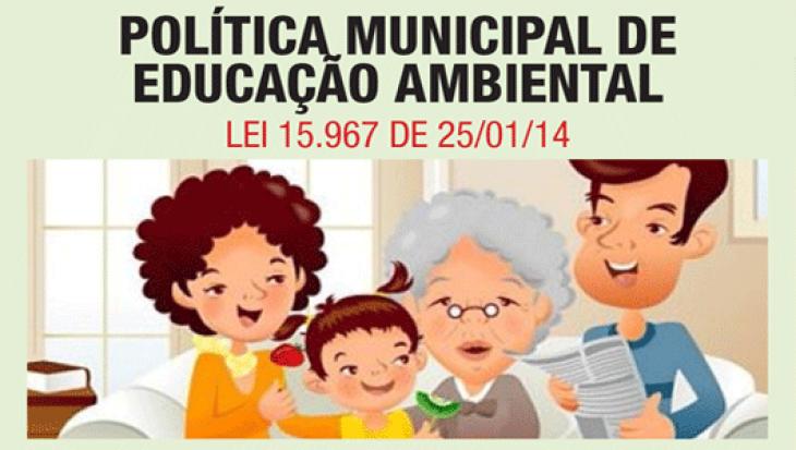 POLÍTICA MUNICIPAL DE EDUCAÇÃO AMBIENTAL