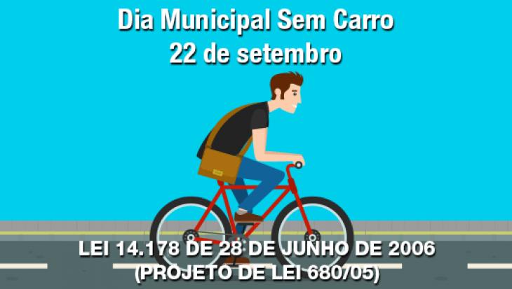 Dia Municipal Sem Carro