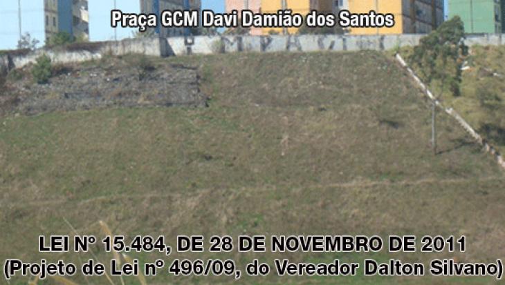 Praça GCM Davi Damião dos Santos