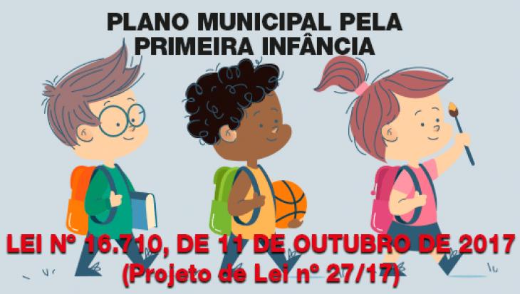 Políticas públicas pela primeira infância no Município de São Paulo