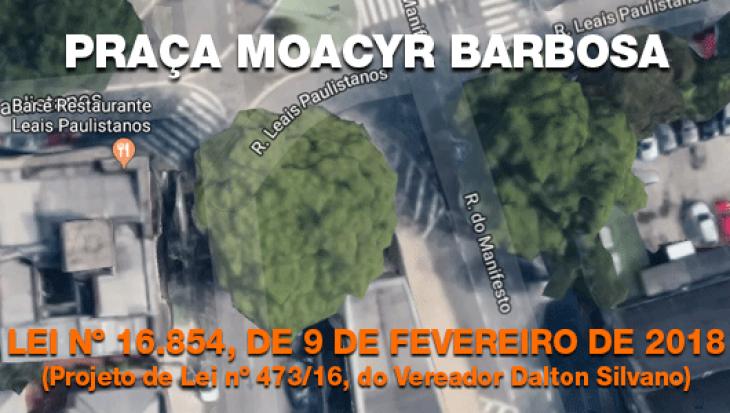 Praça Moacyr Barbosa