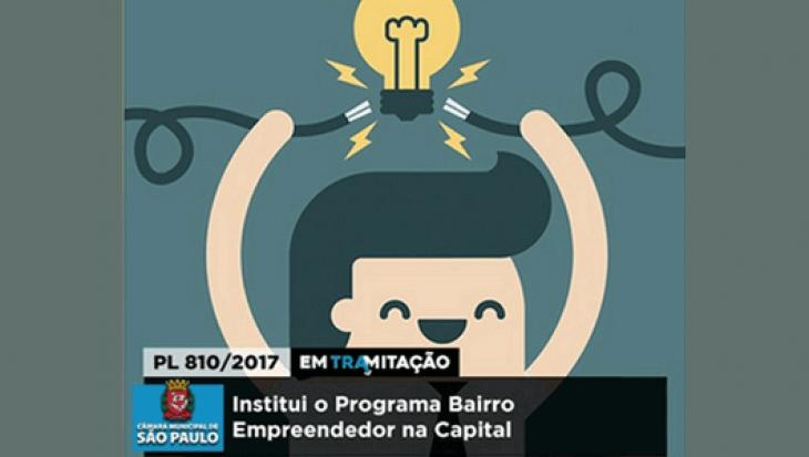 Informações do Portal da Câmara Municipal de São Paulo