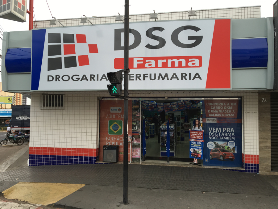 Passos - MG (Centro)