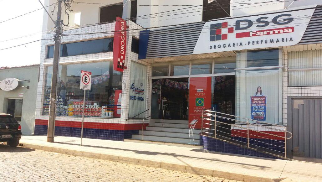 Campos Gerais - MG