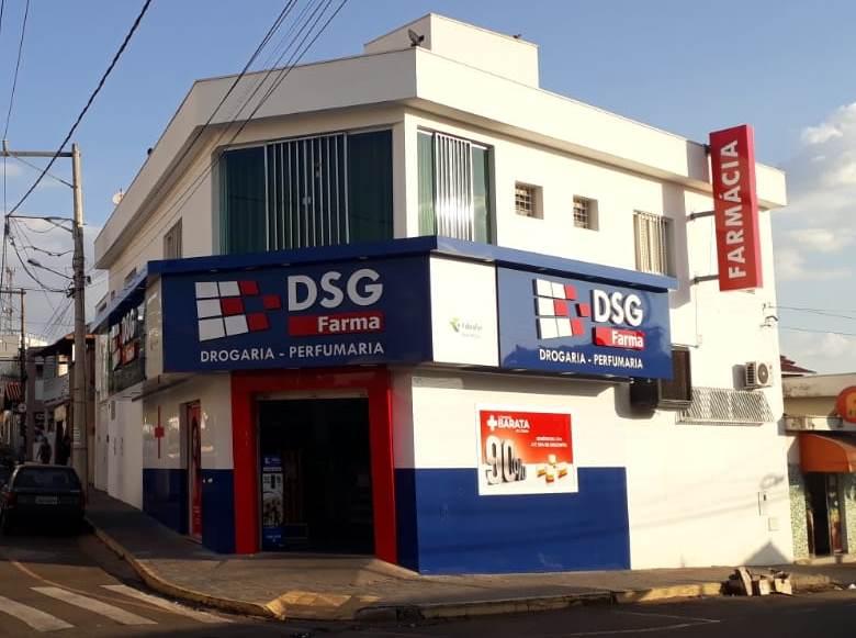 Passos - MG (São Benedito)