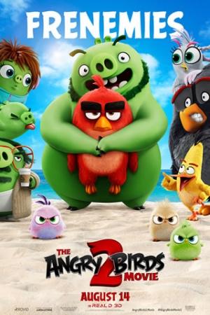 Angry Birds 2As novas aventuras dos passáros mais mal humorados do planeta. Depois de descobrirem os mistérios por trás da chegada dos porcos na ilha em que viviam, Red, Chuck e Bomb se juntam em novas confusões, cada vez mais irritados.