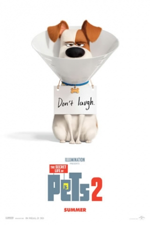 Pets - A Vida Secreta dos Bichos 2 Sequência da animação