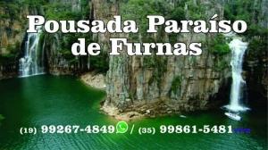 Pousada Paraíso de Furnas - Rua dos Canyons n°47 - Residencial Furnas 37945000 São José Da Barra, Minas Gerais, Brazil