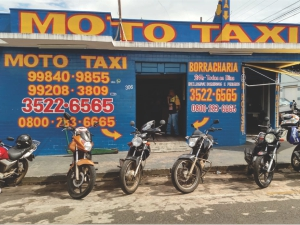 Moto Taxi / Borracharia (24 horas)