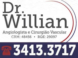 DR WILLIAN JOSÉ DA COSTA FILHO