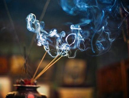 Incensos e Aromatizadores
