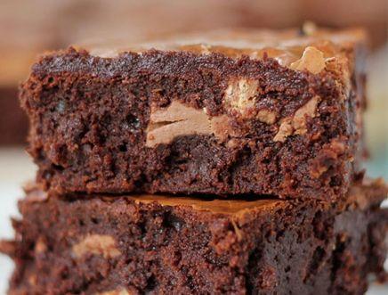 Brownie Fit - sem glúten e sem lactose