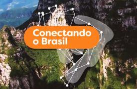 HughesNet conecta todo o Brasil.