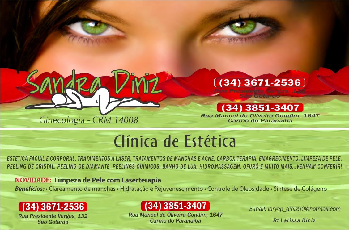 CLÍNICA DE MEDICINA ESTÉTICA SANDRA DINIZ c84e2d3d40