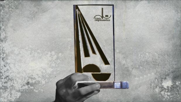 Prêmio Congresso em Foco. Arte: Divulgação
