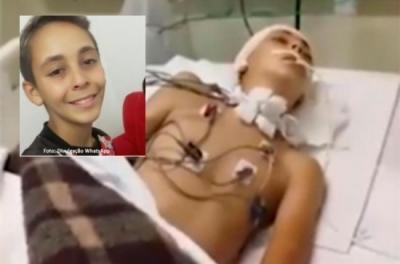Homem de 33 anos agride adolescente de 14 anos por causa de pipa