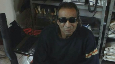 Professor aposentado Kajan� Moreira dos Santos foi encontrado morto dentro de casa.