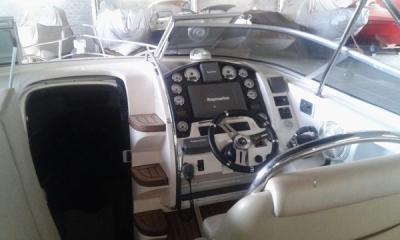 Barco era usado por um dos investigados na Opera��o Black Tie em Minas Gerais. (Foto: Pol�cia Civil)