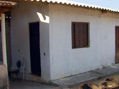 Casal foi morto na zona rural de Cristais (Foto: Reprodu��o/EPTV)